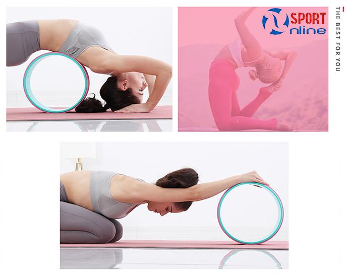 Vòng tròn tập Yoga