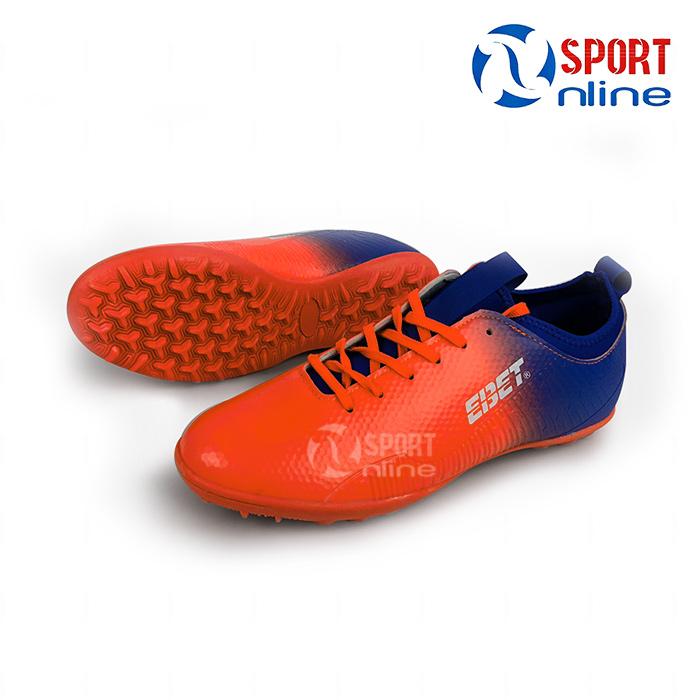 giày bóng đá EBET EB-205N màu xanh cam