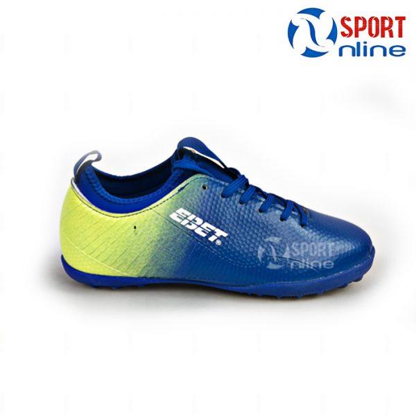 giày bóng đá EBET EB-205N màu xanh bích phối chuối