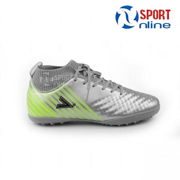 Giày bóng đá MT-170434 silver