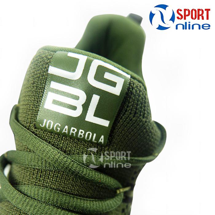 giày chạy bộ nam JOGARBOLA JG-180264 Army green