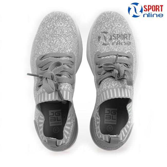 giày chạy bộ nữ JOGARBOLA 180208 màu ghi