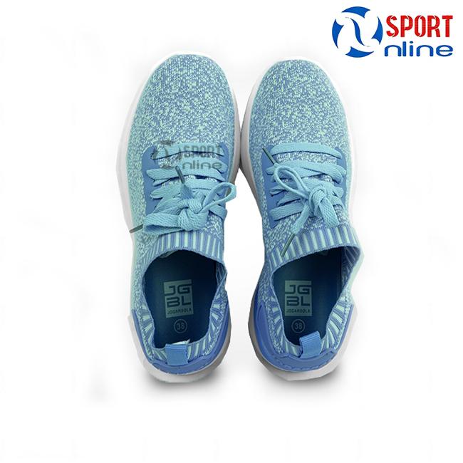 Giày chạy bộ nữ JGBL 180208 màu ghi