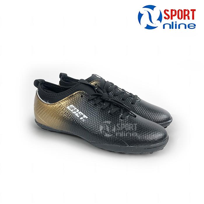 giày bóng đá EBET EB-205N màu đen gold