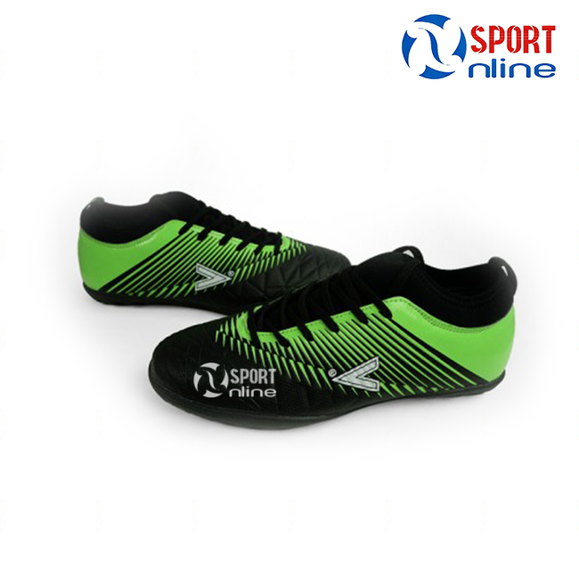 Giày đá bóng Mitre MT-161110 black-green