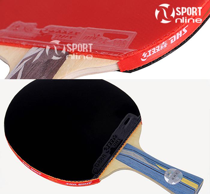 vợt bóng bàn DHS-4002