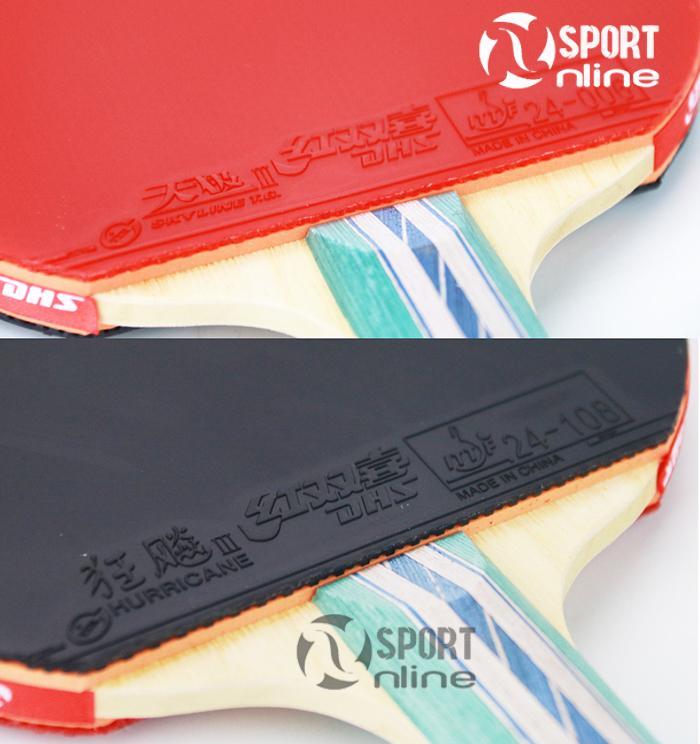 vợt bóng bàn DHS-5002