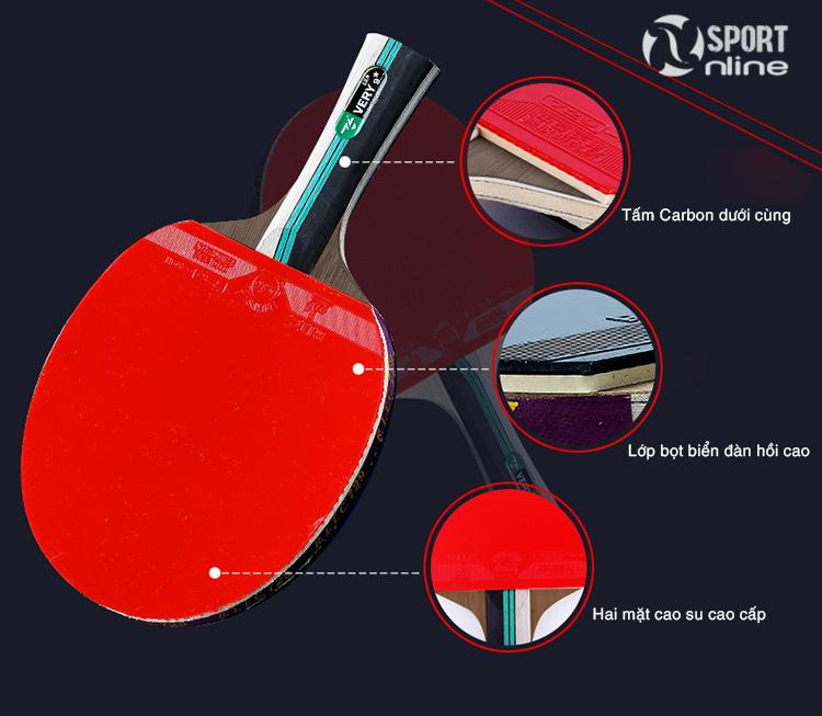 vợt bóng bàn 729-VERY 9 Start