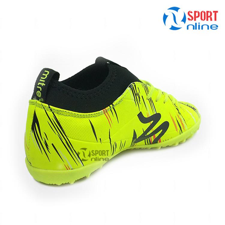 Giày bóng đá MITRE MT-160930 màu xanh chuối