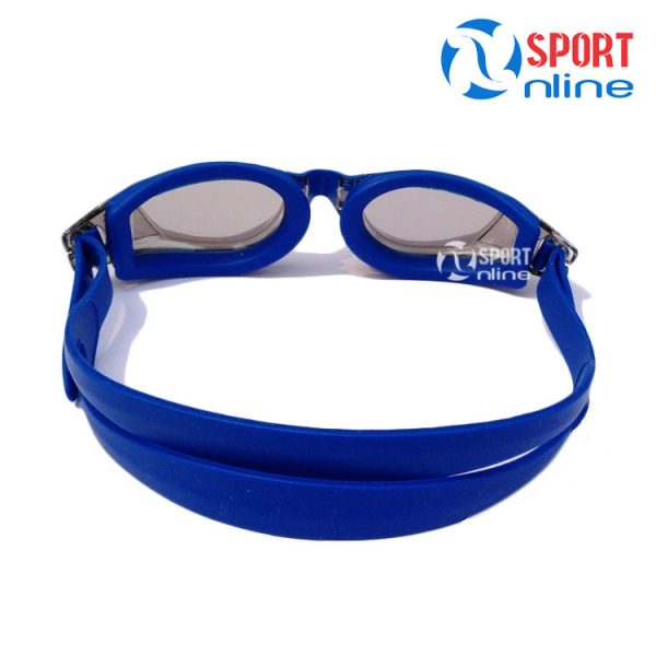 kính bơi tráng gương Aryca WG821D màu xanh