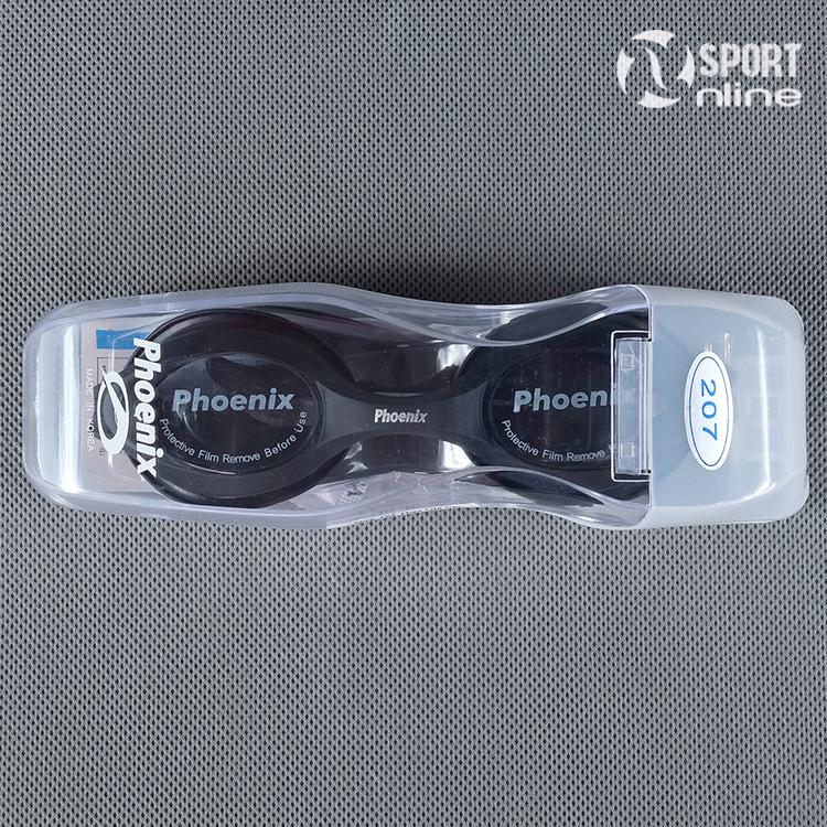 kính bơi Phoenix PN-207 màu đen