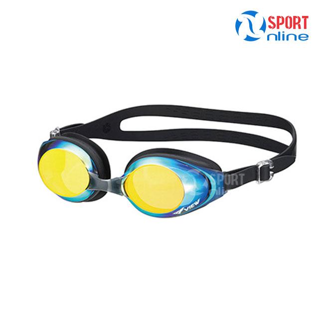 Kính bơi phản quang View V610MR BKOR
