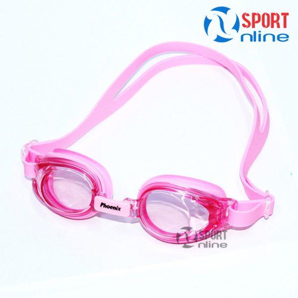 Kính bơi Phoenix PN-506 màu hồng