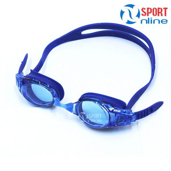 Kính bơi View V550A màu xanh đậm