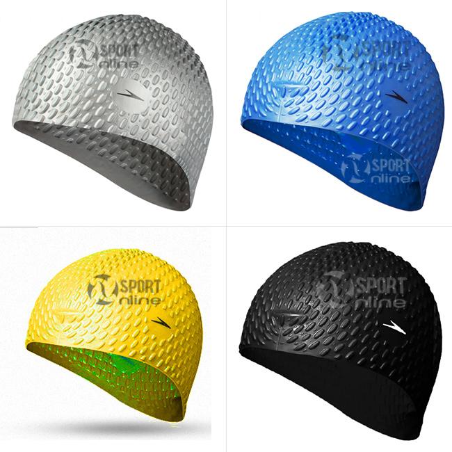 mũ bơi Speedo gai các màu