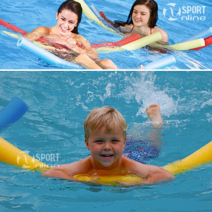 phao bơi ống xốp cho người lớn và trẻ nhỏ