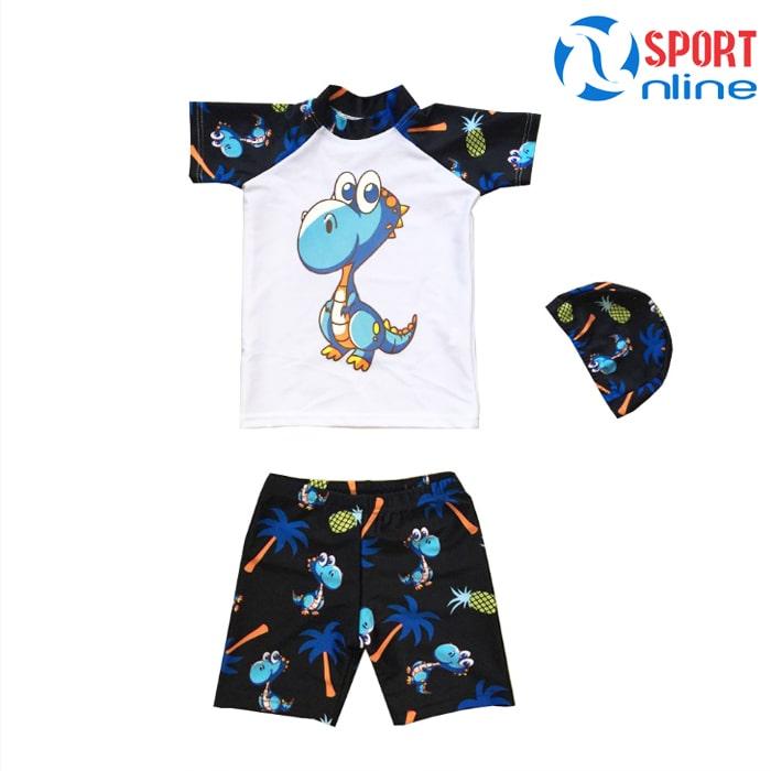 bộ quần áo bơi trẻ em M-818