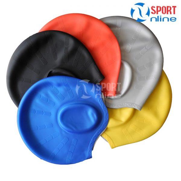 cac màu sắc của Mũ bơi trùm tai Whale