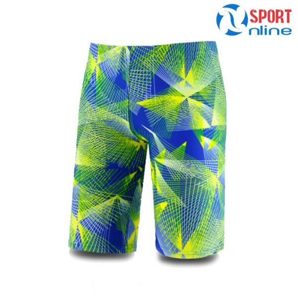 quần bơi lửng nam M-181 màu xanh lá