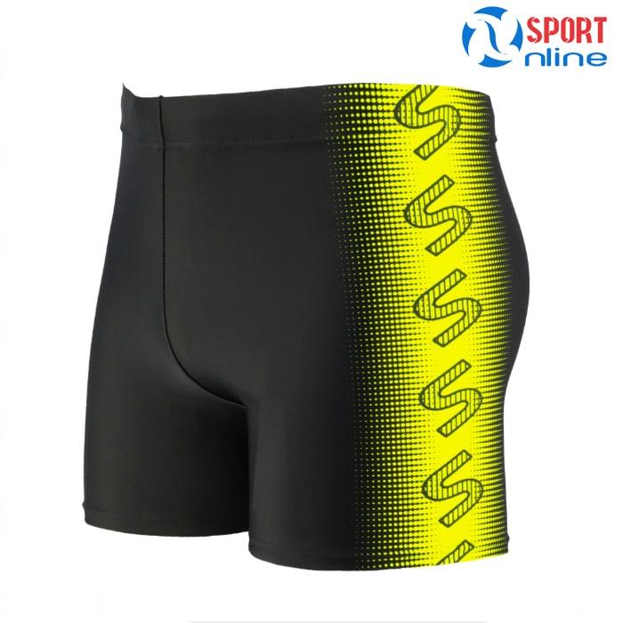 quần bơi nam M-1801 phối vàng