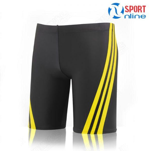 quần bơi nam M-110 sọc vàng