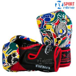 Găng tay đấm Boxing Kangrui KS325