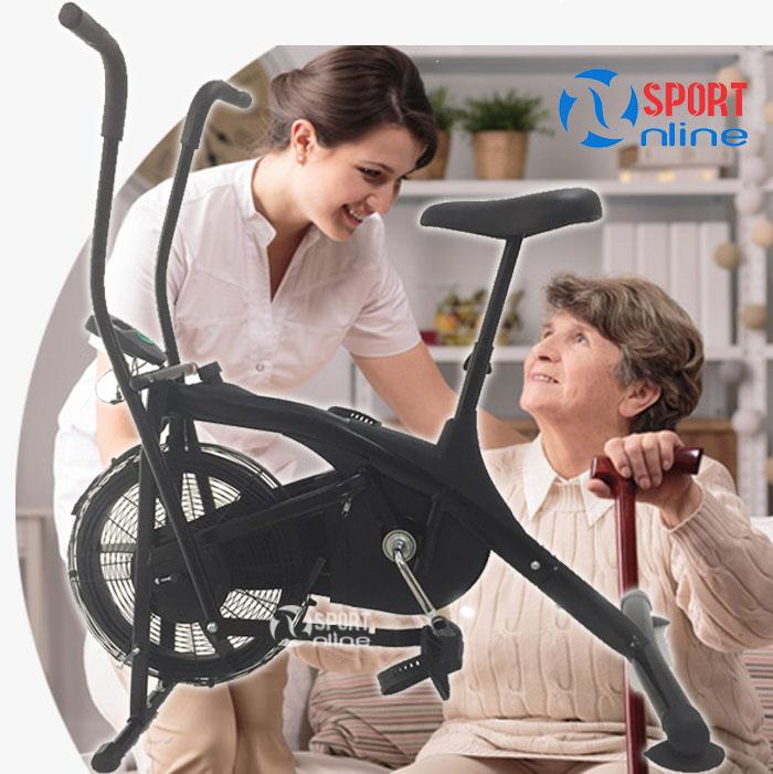xe đạp tập thể dục Viking VK-01N cho người già