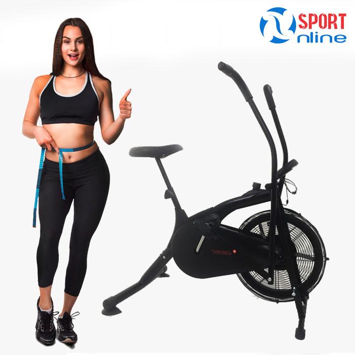 xe đạp tập thể dục Viking VK-01N tập giảm cân