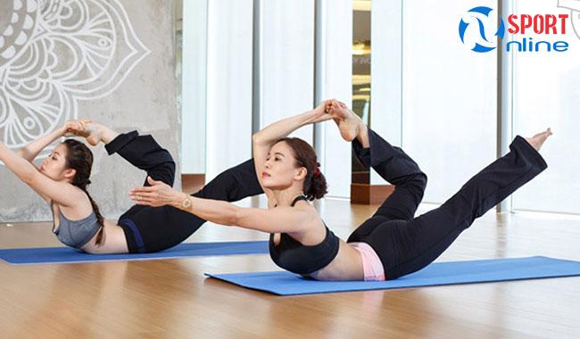 Thảm tập yoga giúp giữ ấm cho cơ thể