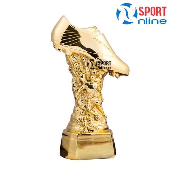 Cúp lưu niệm bóng đá chiếc giày vàng