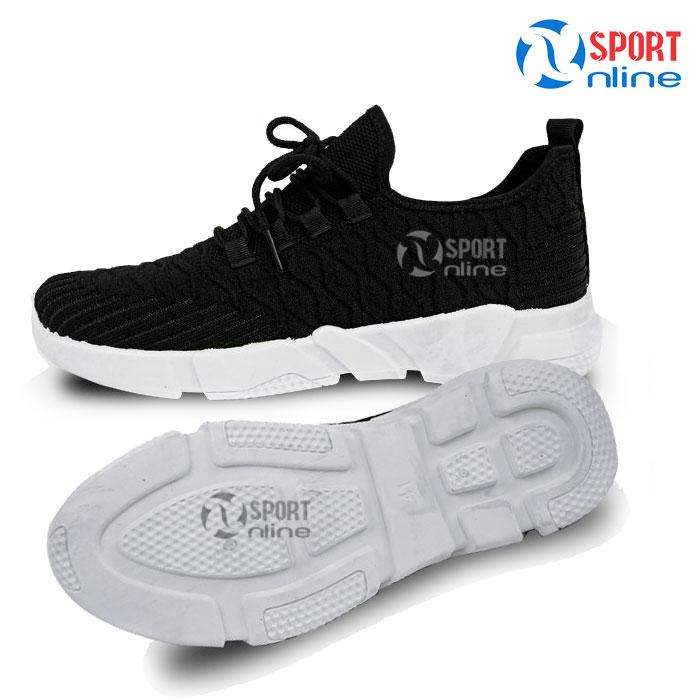 Giày thể thao nam Nexgen NX-HN4 đen