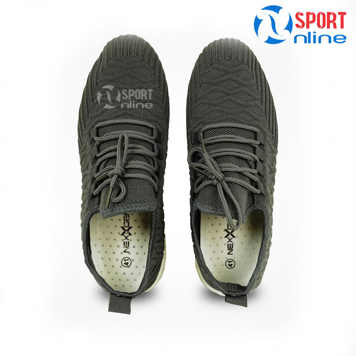 Giày thể thao nam Nexgen NX-HN4 ghi