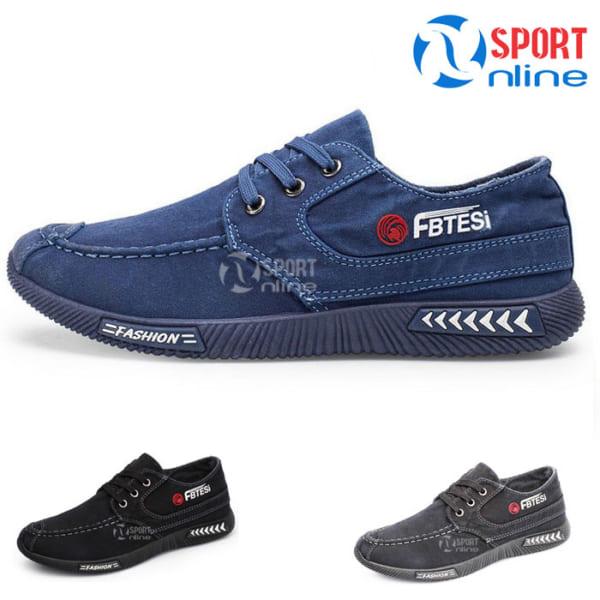 Giày thời trang thể thao nam FB TESI