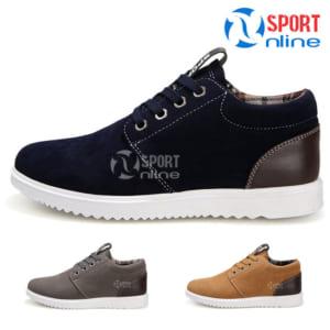 Giày thời trang thể thao nam VILLDACI 667