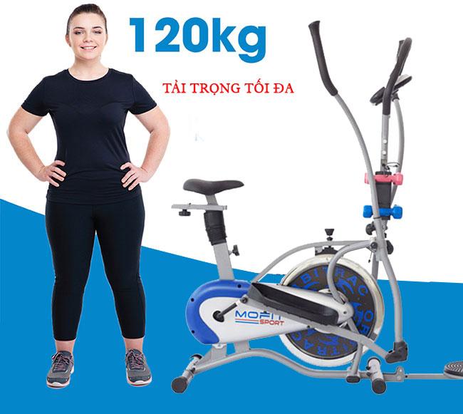 Xe đạp tập thể dục toàn thân MO-2085