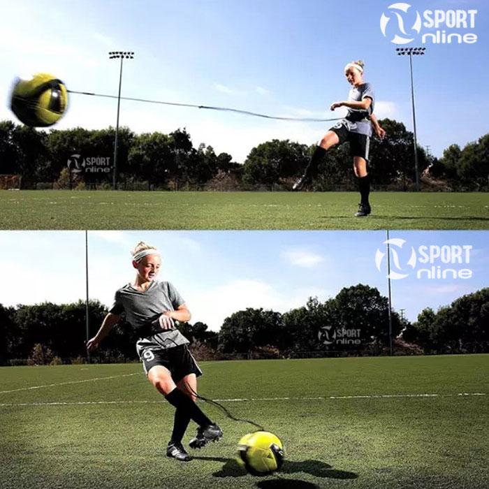 Dây đai đàn hồi tập bóng đá