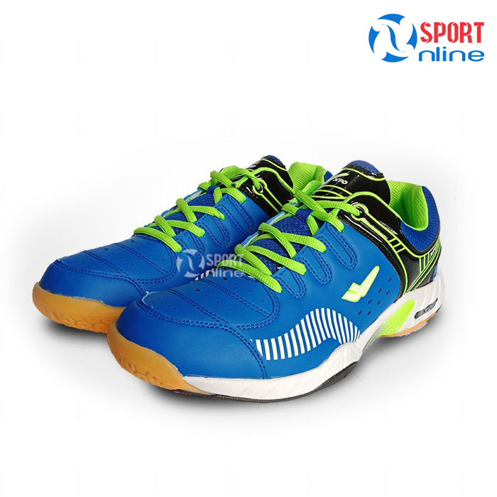 Giày cầu lông nam XPD 855 blue-green