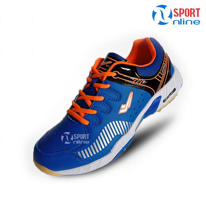 Giày cầu lông nam XPD 855 blue-orange