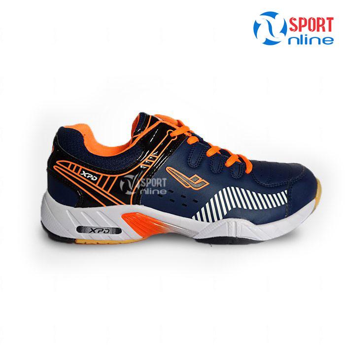 Giày cầu lông nam XPD 855 navy-orange