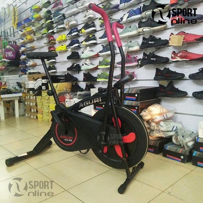 xe đạp tập thể dục AGA-205