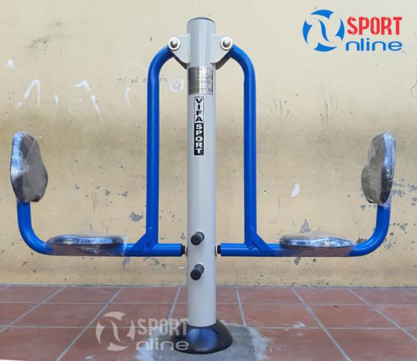 Máy tập đạp chân ngoài trời VIFA-711412
