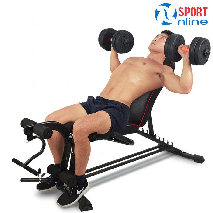 Ghế tập gym đa năng Miking MK-301