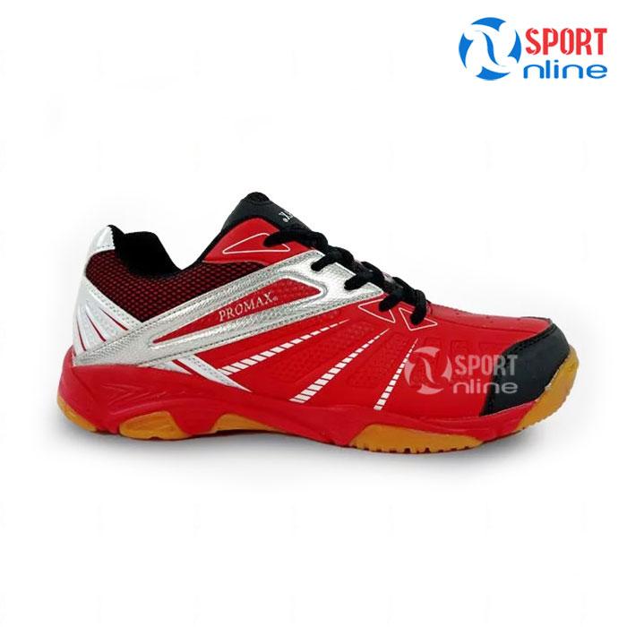 Giày cầu lông Promax PR-19001 màu đỏ