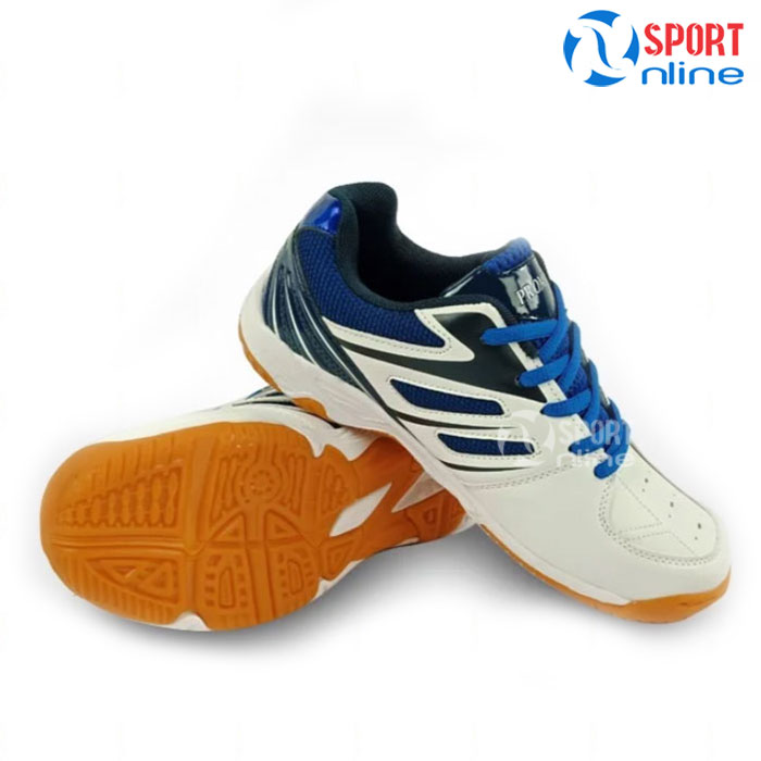 Giày cầu lông Promax PR-19001 màu trắng