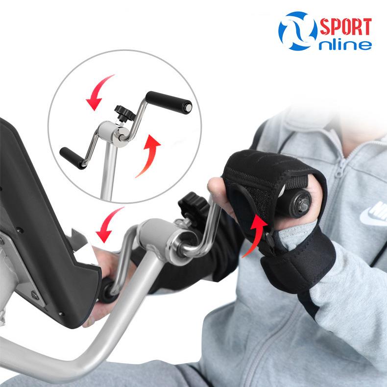 Xe đạp tập phục hồi chức năng SJ-3508